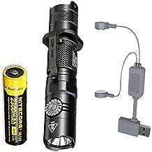 Combo: Nitecore MT22C -1000 Lumen Multitask Flashlight -CREE XP-L HD V6 LED w/NL183 Battery & A1 Charger