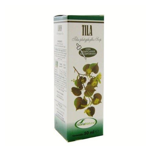 Soria Natural Extracto Tila - 50 mililitros