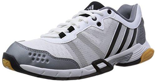 adidas adidas Damen Volley Team 2 W M18856 Sneaker, Runwhi Black1 Tegrme, 44 2/3 EU