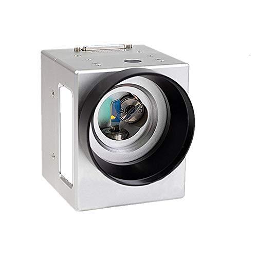 Scanner au laser à fibre 1064nm Scanner Galvanomètre de la tête SG7210 Entrée Galvo avec bloc d'alimentation