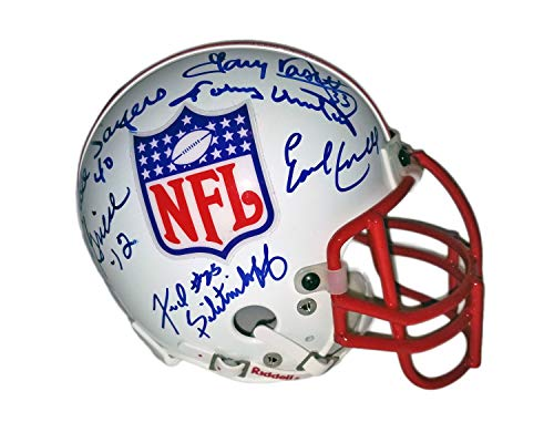 Bob Griese Miami Dolphins NFL Hand Signed Mini Helmet