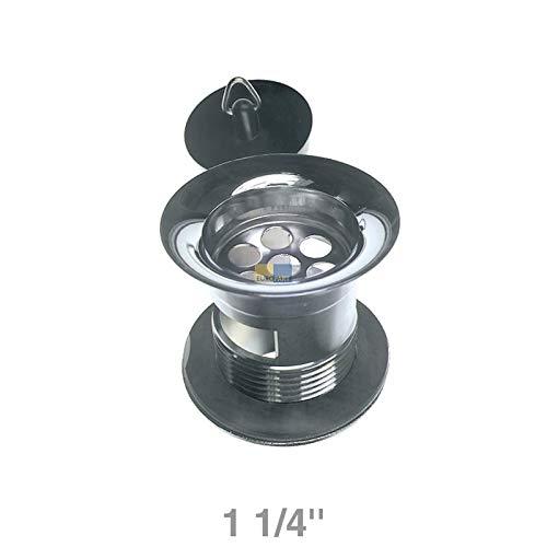 LUTH Premium Profi Parts Ablaufventil 1 1/4