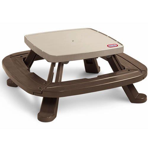 Little Tikes Fold 'N Store Picnic Table -  LT442N