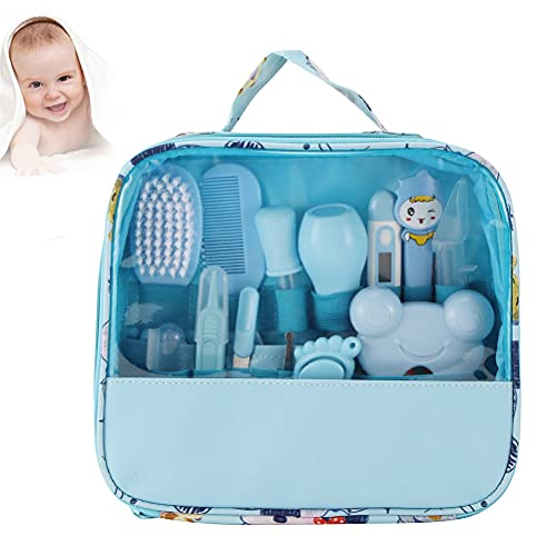 1 Set of Newborn Grooming Set Baby Care Kit Essential Healthcare Accessories for Home,Out-Travelling