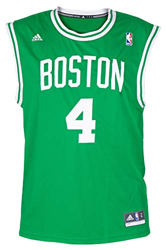 adidas Camiseta para hombre Washington Wizards John Wall NBA réplica de la camiseta para hombre (talla S, color verde (Boston Celtics)