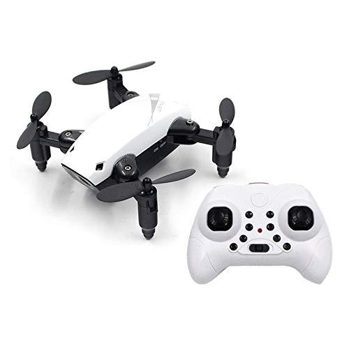 Kurphy Modellflugzeug, S9 Mini-RC-Drohne 2.4G 4CH 6-Achsen-Faltbarer RTF-Quadcopter Höhenstand EIN-Tasten-Hubschrauber ohne Hubschrauber