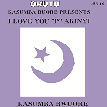 I Love You 'P' Akinyi