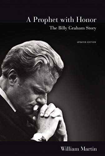 Image of A Prophet with Honor: The Billy Graham Story (Updated Edition)