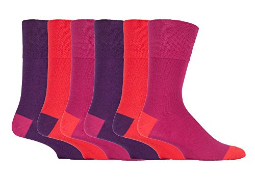 Gentle Grip Herren Socken mehrfarbig MGG91 Large