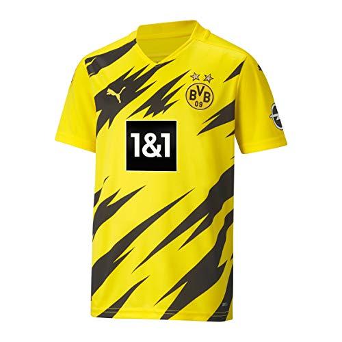 PUMA BVB Dortmund Trikot Home 2020/2021 Kids Gelb