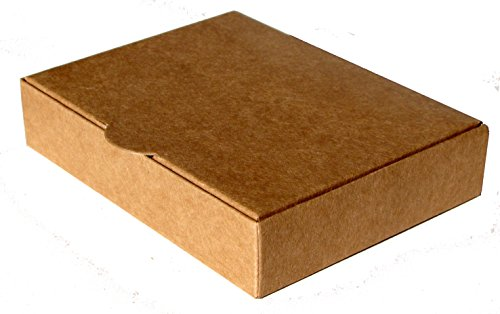 Caja para regalo automontable, set 20 unidades Kraft