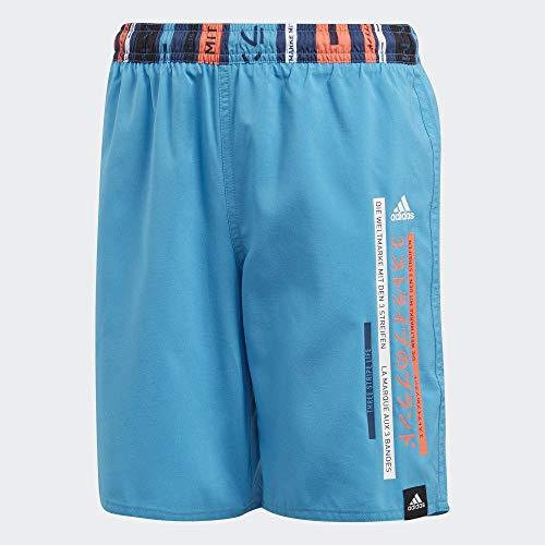 adidas Kinder YA CB Shorts Badeanzug, Ciasho, 140