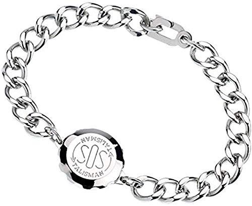 SOS Talisman Mens Bracelet.