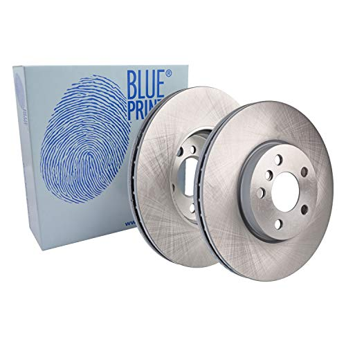 Blue Print ADB114322 Disco freno, Set di 2