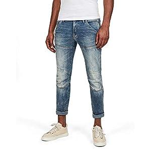 G-Star Men's Skinny fit Light Vintage Wash Jeans
