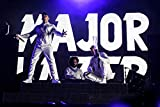 Tainsi Major Lazer Concert Live Cool Poster, Dark, Bar,