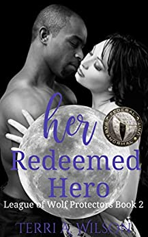 Her Redeemed Hero: Federal Paranormal Unit by [Terri A. Wilson]