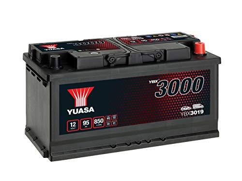 YBX3019 Yuasa SMF Autobatterie 12V 95Ah