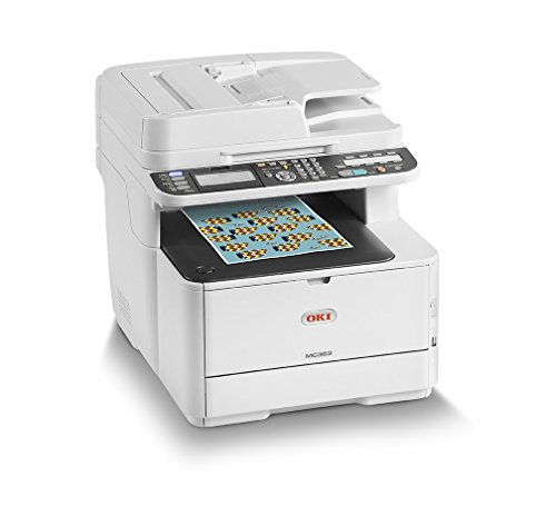OKI MC363dnw MFP Laser Printer