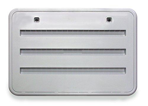 Norcold 621156BW RV Trailer Camper Appliances Service Vent Door Plastic Bright White