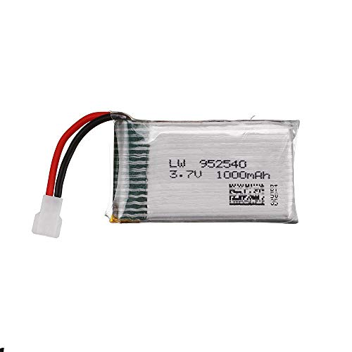 Aya611 3,7 V 1000 mAh Lipobatterie 25c Für Syma X5 X5C X5SC X5SW TK M68 MJX X705C SG600 RC Quadcopter Drohne Ersatzteil 3pcs