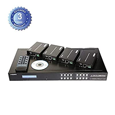J-Tech Digital HDMI Matrix Extender