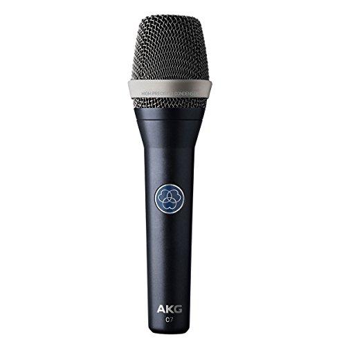 AKG Pro - Micrófono de Condensador de Audio (AKG C7), Cuerpo Mate...
