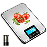 Best Food Scales - Nicewell Food Scale, Digital Kitchen Scale Weight Grams Review