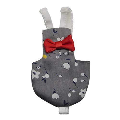 FLAMEER Pañales Reutilizables De Loro Pañal De Bolsillo Pañal para Pájaros Pañal Comfort Pet Pee Pad El Mejor Cuidado para Su Adorable Loro - XS