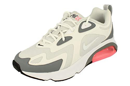 Nike Damen Air Max 200 Sneaker Hellgrau 36,5