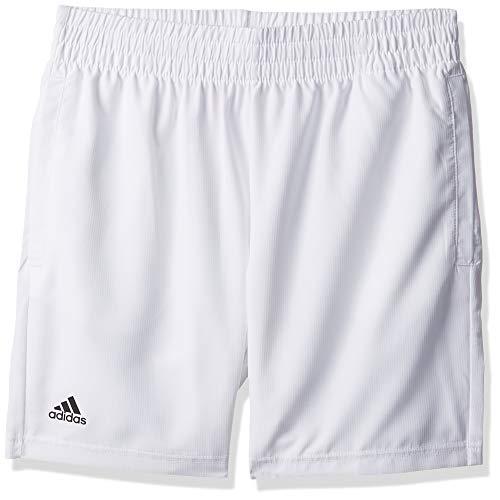 adidas Jungen B Club Sport Shorts, White/Black, 1112