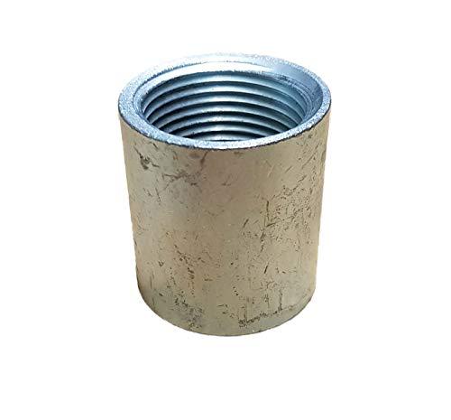 1 1/4 Zoll Brunnenbaumuffe_- = -_ Auch Temperguss Kreutzstück Rohrbogen T-Stück Reduziermuffe Doppelnippel Stopfen Rückschlagventil Kugelhahn zum Brunnenbau bei Uns!