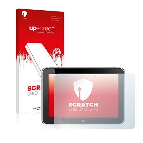 upscreen Schutzfolie kompatibel mit HP ElitePad 1000 G2 – Kristallklar, Kratzschutz, Anti-Fingerprint