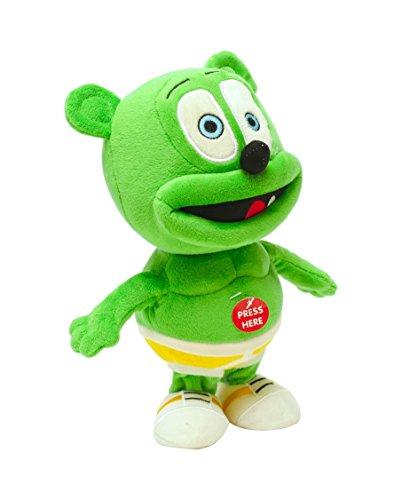 Gummibär (The Gummy Bear ) Running & Singing Plush Toy