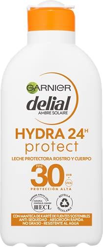 Garnier Delial Adultos Crema Solar Leche...