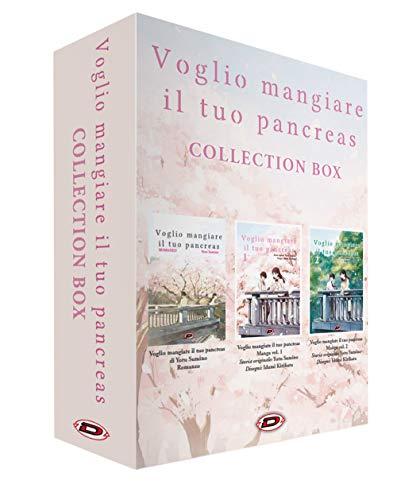 Voglio Mangiare Il Tuo Pancreas Collection Box: Vol. 1-2