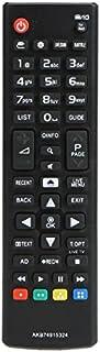 Cikuso Reemplazo De Plástico 433MHz Control Remoto Inalámbrico Inteligente Control Remoto De Televisión para LG AKB74915324 Controlador De TV LCD LED Envío Directo