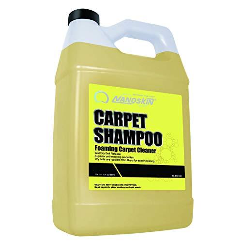 Nanoskin CARPET SHAMPOO Foaming Carpet Cleaner...