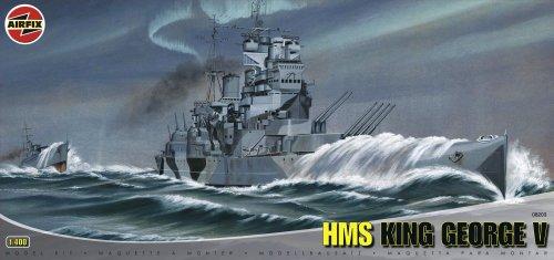 Airfix A08203 - HMS King George V