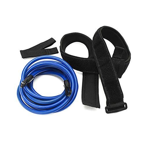 Majome Schwimmgurte Erwachsene Kinder 4m Schwimmen Bungee Exerciser Leine Cord Training Rope Hip Schwimmgurt Sicherheit Pool