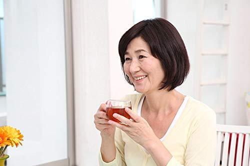 【Amazon.co.jp限定】 谷田病院が考えた健康 黒豆茶(桑の葉他8種天然植物配合) 熊本産 ティーパック 30包 ノンカフェイン イソフラボン豊富 糖尿病療養指導士 お茶作り方付
