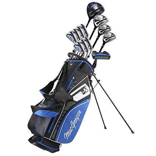 MACGREGOR Golf DCT3000 Premium Mens Golf Clubs Set, Graphite/Steel, Mens Right Hand