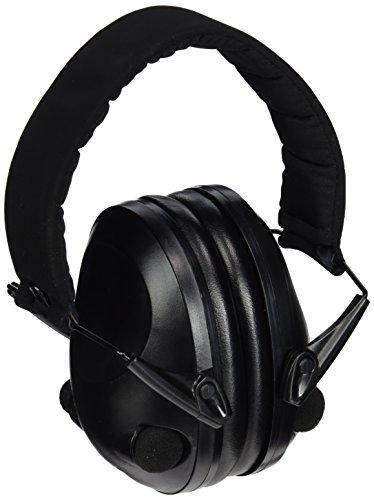 Mil-Tec gehoorbescherming actief zwart