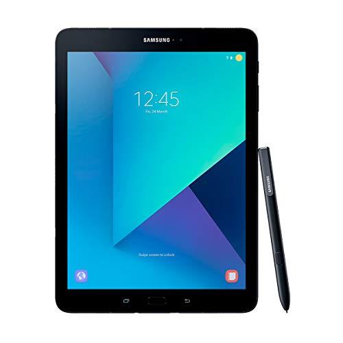 Samsung Galaxy Tab S3 - Tablet de 9.7' 2K (WiFi, Procesador Quad-Core Snapdragon 820, 4 GB de RAM, 32 GB de almacenamiento, Android 7.0); Negro + S Pen incluido [España]