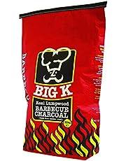 Big K CH10 Träkol, 10 kg