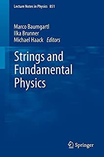 Strings and Fundamental Physics: 851 (Lecture Notes in Physics, 851) (3642259464) | Amazon price tracker / tracking, Amazon price history charts, Amazon price watches, Amazon price drop alerts