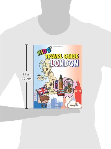 Youngsters' Travel Guide - London: Youngsters enjoy the most effective of London with fascin... - 417Rh1c7hpL