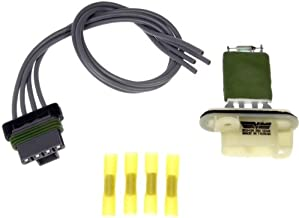 Dorman 973-434 Blower Motor Resistor Kit with Harness