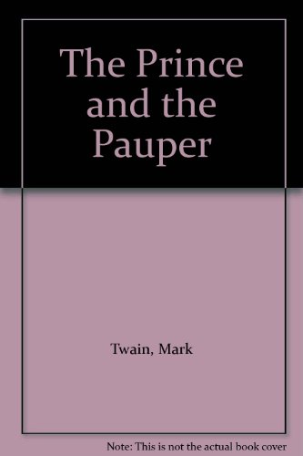 The Prince and the Pauper B004VT69CY Book Cover