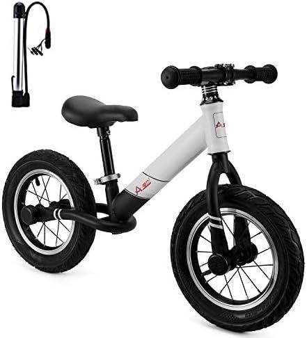 AODI Kids Balance Bike No Pedal Toddler Bike with Adjustable Seat Bike Toddler Walking Bicycle product image